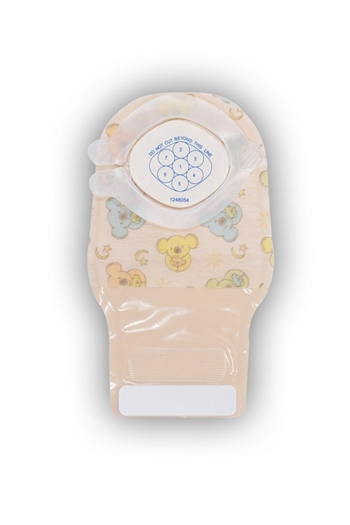 Convatec Little Ones One Piece Drainable Pouch 020922