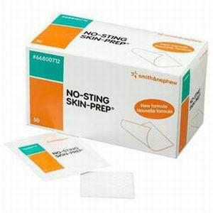 Smith Amp Nephew No Sting Skin Prep Protective Wipes